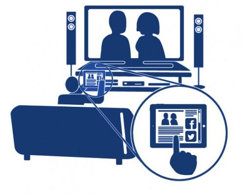 Second Screen Enhanced TV Viewing
